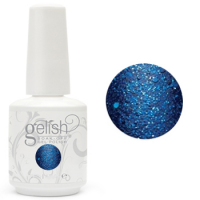 Holiday Party Blues - Royal Blue Glitter