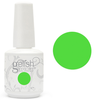 MINI GELISH NEON – AMAZON FLIRT (GREEN)