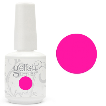 MINI GELISH NEON – SHAKE IT TIL YOU SAMBA (PINK)