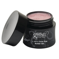 Gelish Hard Gel - PINK BUILDER GEL