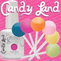 Gelish Mini Spring 2012-18 Piece Display