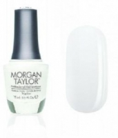 All White Now 15ml: Morgan Taylor