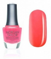 Candy Coated Coral 15ml: Morgan Taylor