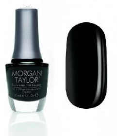 Little Black Dress 15ml: Morgan Taylor