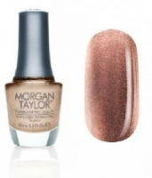 Bronzed & Beautiful 15ml: Morgan Taylor