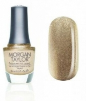 Give Me Gold 15ml: Morgan Taylor