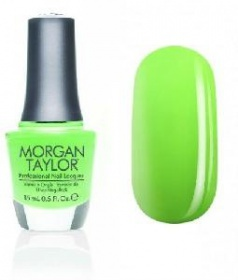 Supreme In Green 15ml: Morgan Taylor