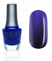 Deja Blue 15ml: Morgan Taylor