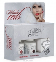Gelish Winter Red Holiday kit